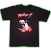 Check out our Friday the 13th Apparel