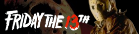 Check out our Friday the 13th apparel section
