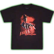 Check out our Nightmare on Elm Street Apparel