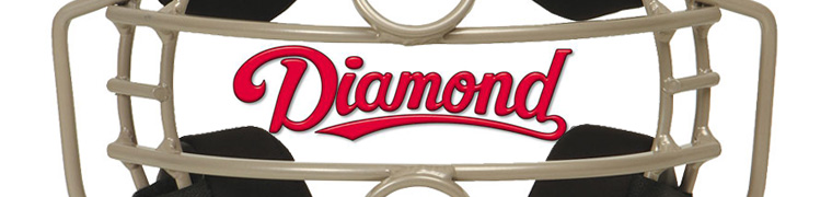Diamond baseball and softball equipment
