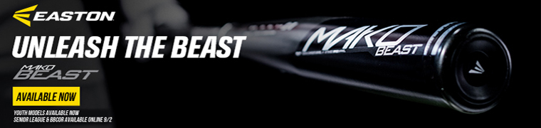 Easton Baseball and Softball Equipment