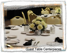 Guest Table Centerpieces