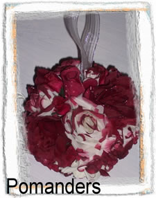 Wedding Flower Pomanders