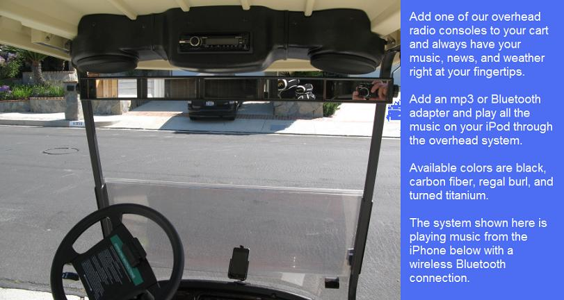 231901036004 additionally 111774504850 likewise Kingofcarts wordpress likewise Ovcocdpl likewise 160743833283. on golf cart overhead radio console