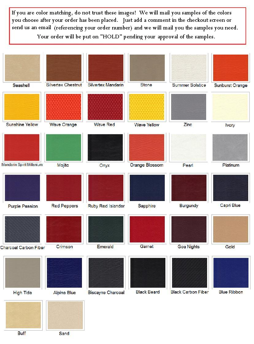 Car Paint Color Chart | 2017 - 2018 Best Cars Reviews