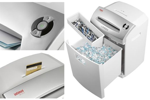 Intimus 26CC3 Cross-Cut Shredder