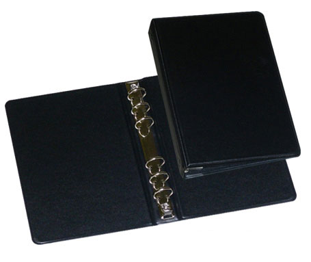 Custom 6-Ring Memo Binders