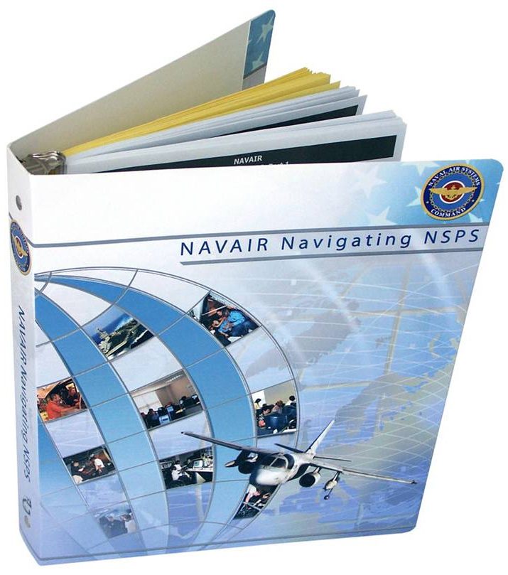 Example of a Customized Paperboard Binder