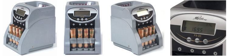 Royal Sovereign FS-2D Coin Sorter
