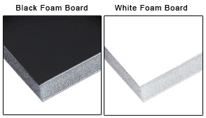 Standard Mounting Board Colors