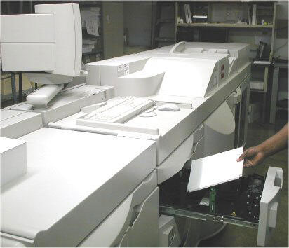 High Speed Copier