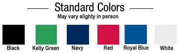 Lanyard Colors