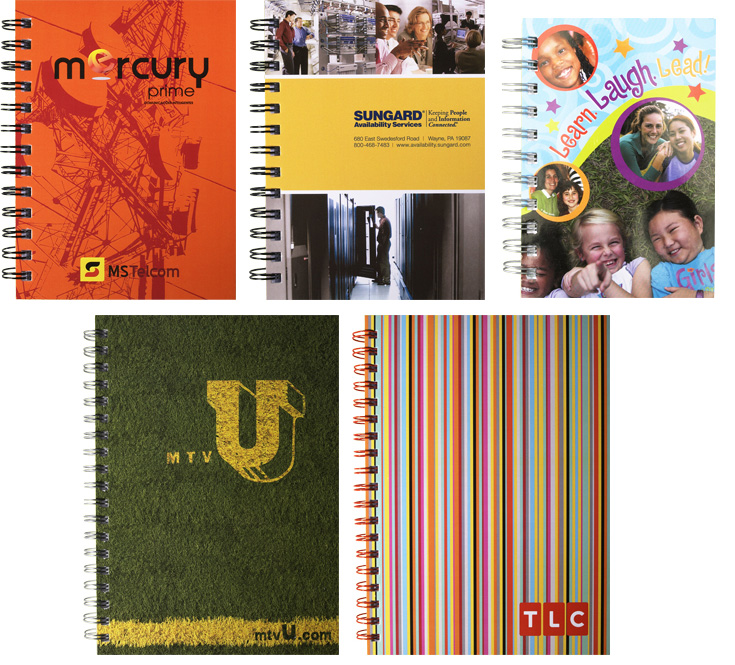 Custom Photo Printed Journals