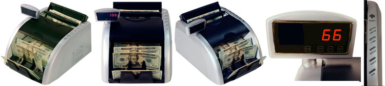 Royal Sovereign RBC-2100 Bill Counter
