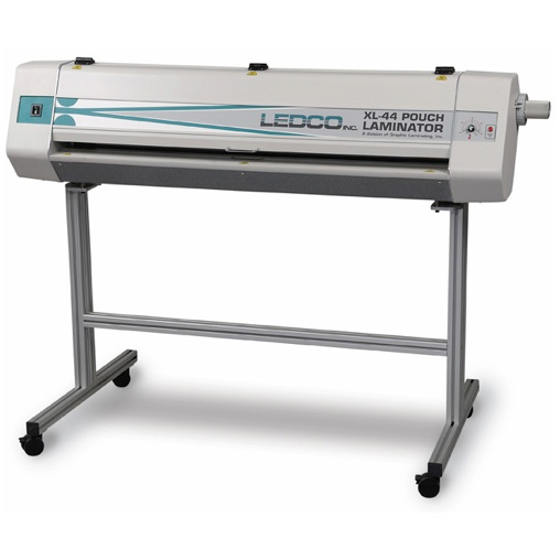 XL-44 Pouch Laminator with Optional Stand