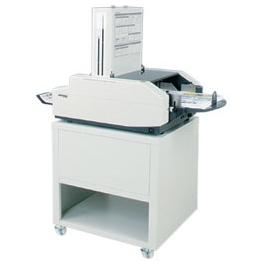 PF-P330 Paper Folder Pictured with Optional Stand