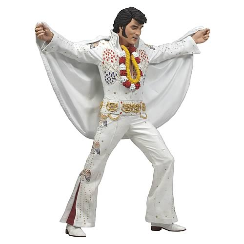 Mcfarlane Toys Elvis Aloha Action Figure