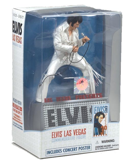 Mcfarlane Elvis Las Vegas Action Figure