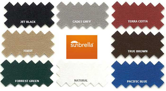 Sunbrella Colors
