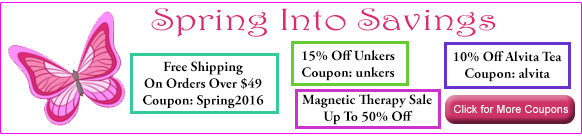 Free Shipping on orders over $49 or 15% off unkers with coupon code unkers