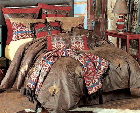 Diamond Trail Bedding Collection