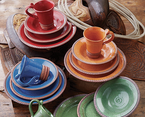 Desert Sunrise Dinnerware Collection
