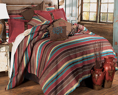 Western Espuelas Bedding Collection
