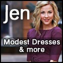 JenClothing.com Modest Fashion