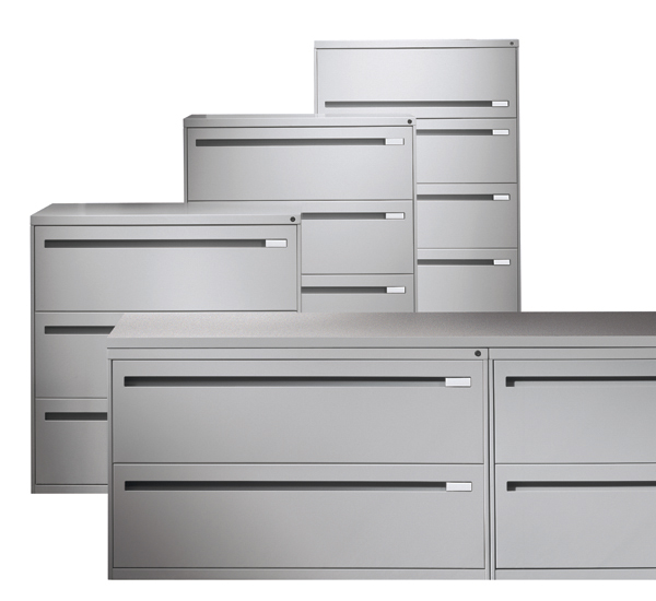 Lateral File Cabinets - Storage Cabinets