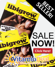 Libigrow Product Sale