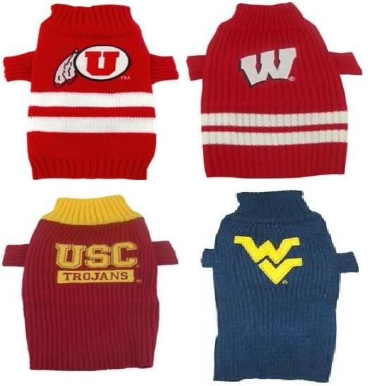 University of Utah University of Wisconsin USC Trojans West Virginia University