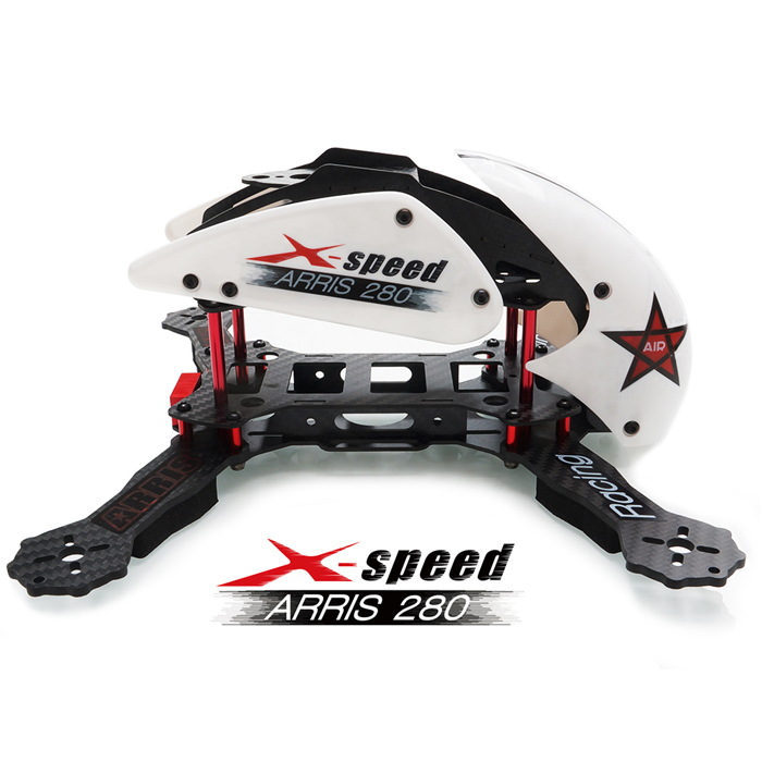 ARRIS X-Speed 280 Racing Drone Frame