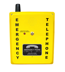 2100-986WIFIV Emergency Speaker Pool Phone with Wireless Wi-Fi & VoIP