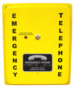 2100-986GSM Emergency Cellular Speaker Pool Phone (Hands Free)