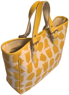 Floto Imports Resort collection Tula Shopping tote