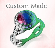 Custom Made Jewelry at my love wedding ring