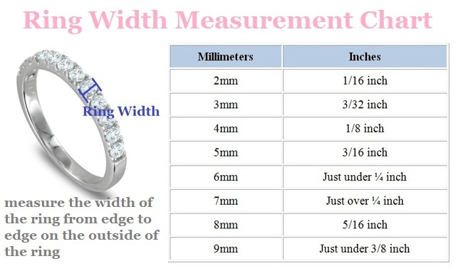 Sizing An Engagment Ring