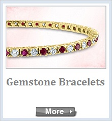 Shop Gemstone Bracelets at My Love Wedding Ring