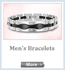 Shop Stainless Steel Bracelets for Men at My Love Wedding Ring