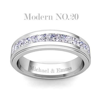 inside engraving font options - Wedding Ring Ideas