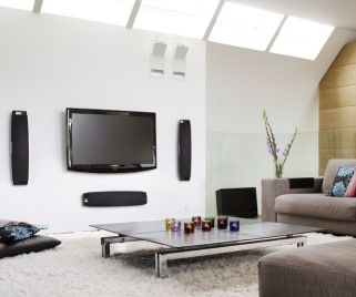 ... will be the best to achieve a discreet and elegant appearance. Your  flat panel TV can be placed flat to the wall since these wall mounts are  designed ...