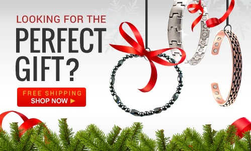 Magnetic Bracelets are the Perfect Gifts