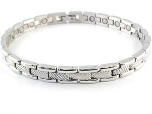 Silver Stainless Anklet